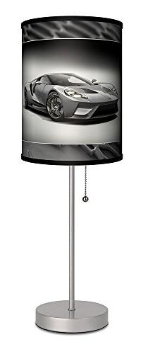 Lamp-In-A-Box SPS-FRD-GREGT Ford-Grey Gt 2017 Silver Sport L