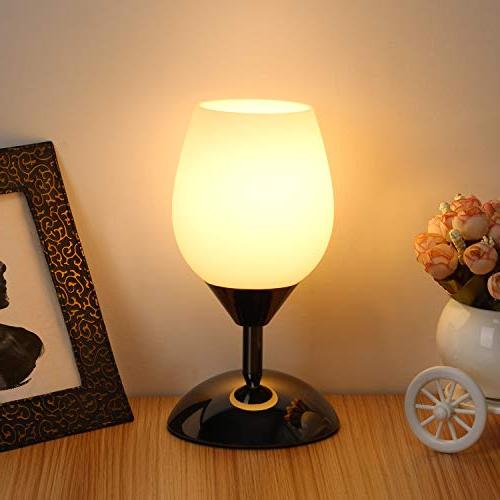 touch control table lamp dimmable