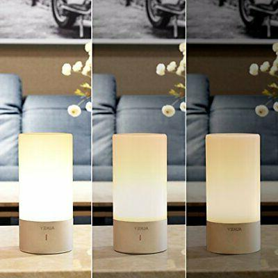 Touch Sensor Lamps White Light Color