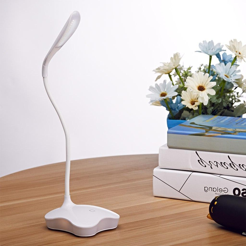 Finether LED Table Dimmable 2-in-1 Night <font><b>Lamp</b></font> <font><b>Desk</b></font> Table <font><b>Lamp</b></font>