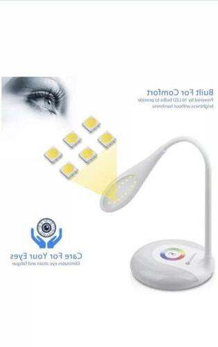 Etekcity Dimmable Rechargeable Color Eye-caring