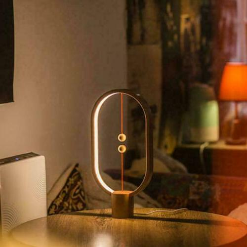 Lamp Magnetic Switch Desk Light LED