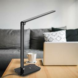 LE Dimmable LED Desk Lamp, Table Lamps, 7 modes — Studying