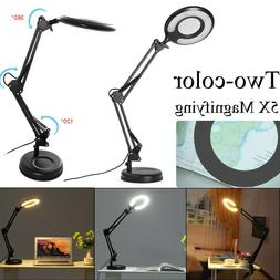 le swing arm desk lamp c clamp