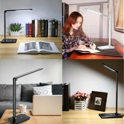 LED Desk Lamp, Eye-caring Table Lamps, Dimmable Home Office