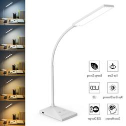 LED Desk Lamp Home Table Lamp 7 Levels Adjustable Night Ligh
