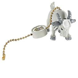 Military Mascot - Navy Goat - Military Fan or Lamp Pull, Mil