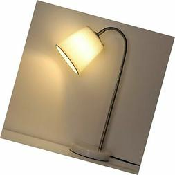 HAITRAL Modern Desk Lamps - Bedside Table Lamp with Flexible