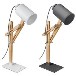 Tomons Multi-angle Swing Arm Lamp Industrial style Desk Lamp