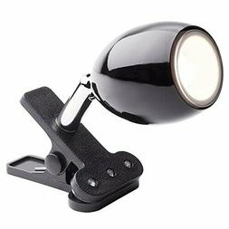 Newhouse Lighting NHCLP-JO-BK Joe LED Clip On Lamp & Reading