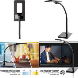 Newhouse Lighting Nhdk-Zl-Bk Zlata Led Desk Lamp With Usb Ch