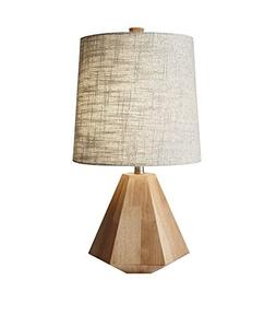 "OpenBox Adesso 1508-12 Grayson 25"" Table Lamp, Natural, Smar"