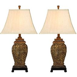 """EC World Imports Urban Palace of Versailles 30"""" Table Lamp w"""