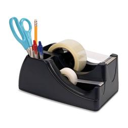 """Officemate Recycled 2-in-1 Heavy Duty Tape Dispenser, 1"""" and"""