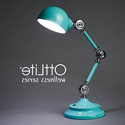 OttLite Revive LED Desk Lamp | Touch-Sensitive Control, 3 Br