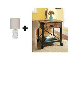 Better Homes and Gardens Rustic Country Furniture Side Table