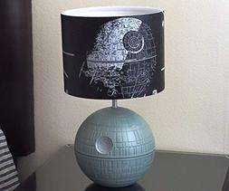 Star Wars 3D Death Star LED Desktop Lamp Home Light Night De