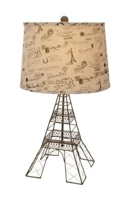 Plutus Brands Table Lamp with Balanced Design and Effective