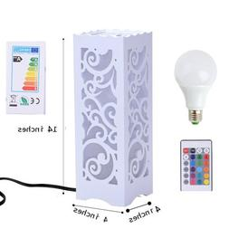 Table Lamp Night Lamp Color Changing Decorative Mood Night L