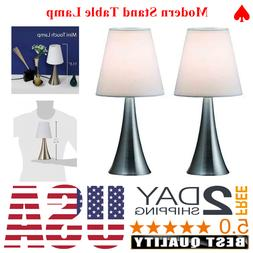 Table Lamps For Bedroom Nighstand Sets Of 2 Teens Girls Beds