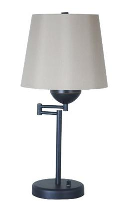 Tensor Dylan 24-Inch Oil Rubbed Bronze LED Desk Lamp with Sw