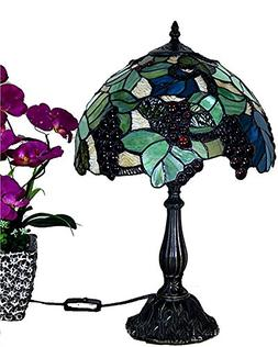 Tiffany Lamp & Gift Factory AD-17047 Tiffany Lamp Stained Gl