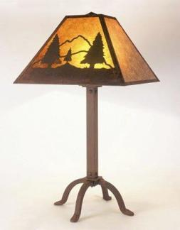 "Timber Ridge 32"" Table Lamp"