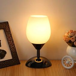 Touch Control Table Lamp Dimmable Small Lamp Ambient Light w