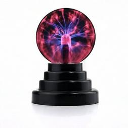 AnyQoo USB Globe Plasma Ball Lamp Light  Nebula Sphere Globe