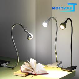 USB Power <font><b>Clip</b></font> Holder LED Book Light <fo