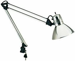 V-LIGHT Architect-Style CFL Swing-Arm Task Lamp with Non-Ski